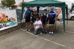 premiazione in bici per unire 12