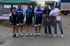 premiazione in bici per unire 16